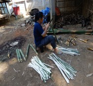Bamboo- a source Livelihood but lack of Market access & lack of awareness