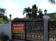 Gated communities leading to rise in spatial inequality in Chiang Mai.
