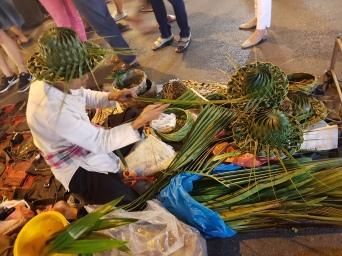 Handicrafts in Chiang Mai night market